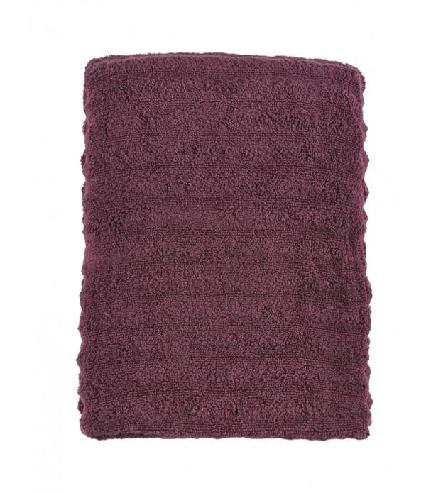 Badhanddoek 372019 PRIME - velvet paars - 140 x 70...