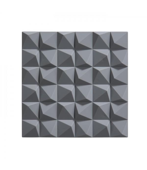 Onderzetter - cool grijs  Origami - Mix