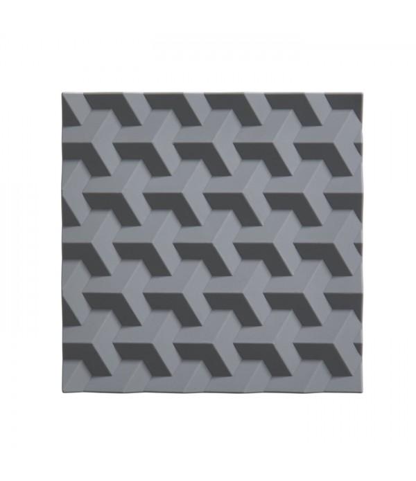 Onderzetter - cool grijs  Origami - Fold 16 x 16 c...