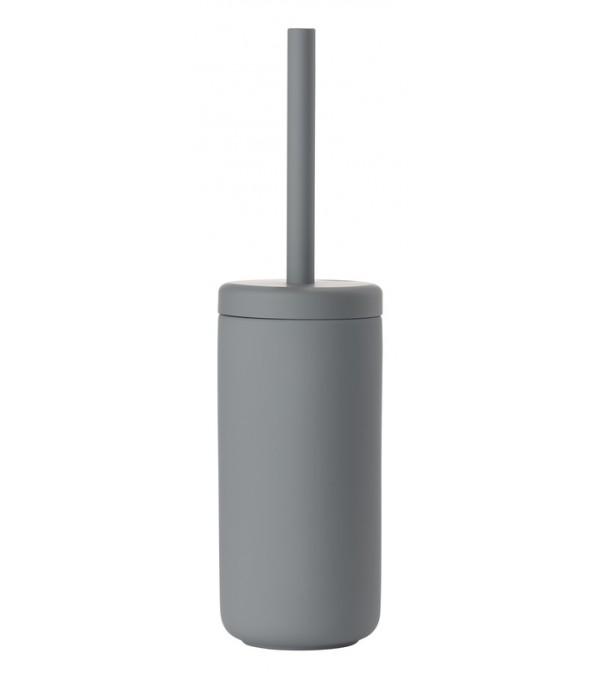 Toiletborstel - grijs  UME
