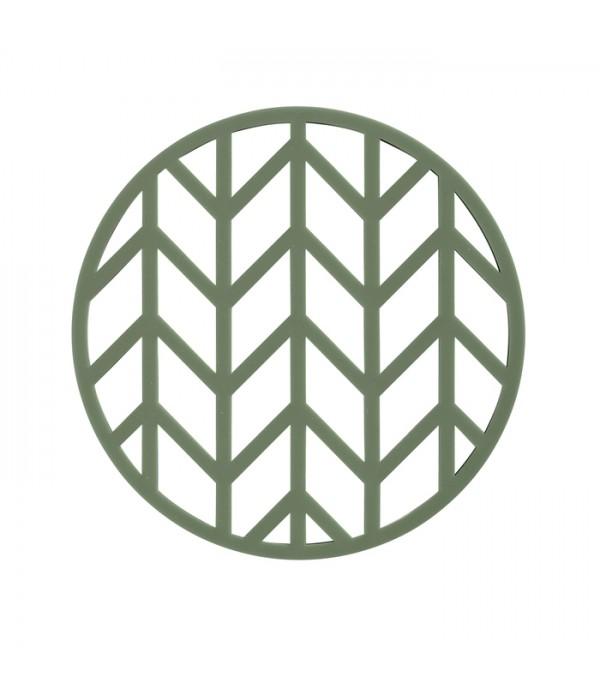 Onderzetter - Crop - Zone Denmark - gras - silicon...