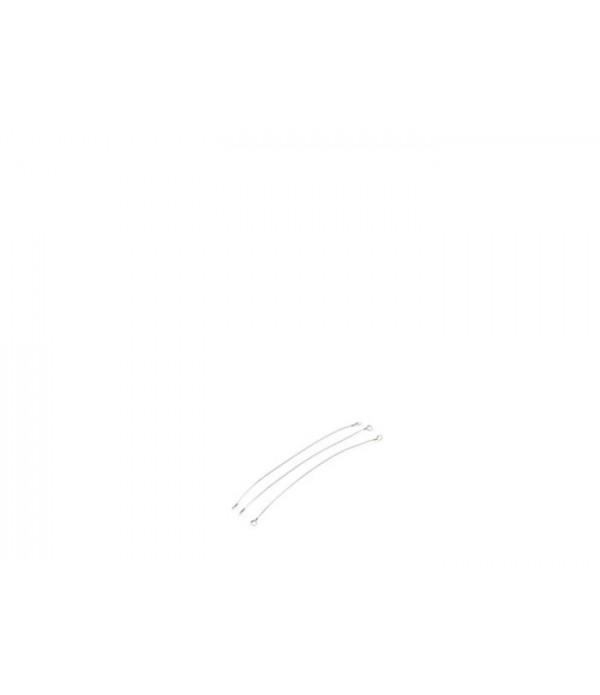 Kaassnijdersdraad 11,5 cm set van 3