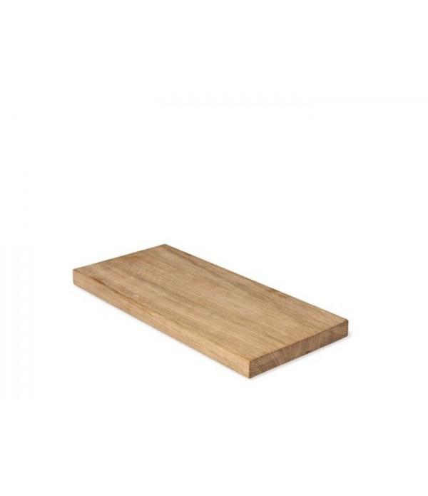 Plank voor op wijnrek 33 x 15 x 2 cm