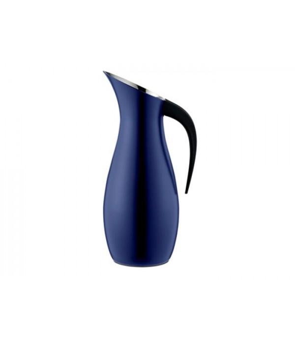 Isoleerkan 1,7 liter Nuance Denmark 18/8 blauw
