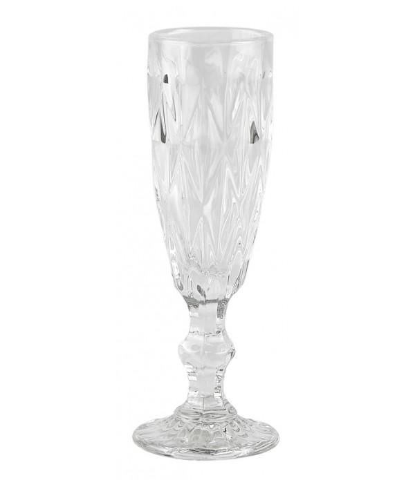 Champagneglas 20 cm