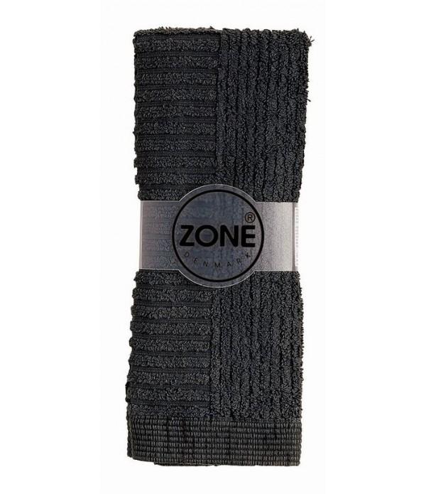 Gastendoekje Classic - Zone Denmark - 30 x 30 cm zwart