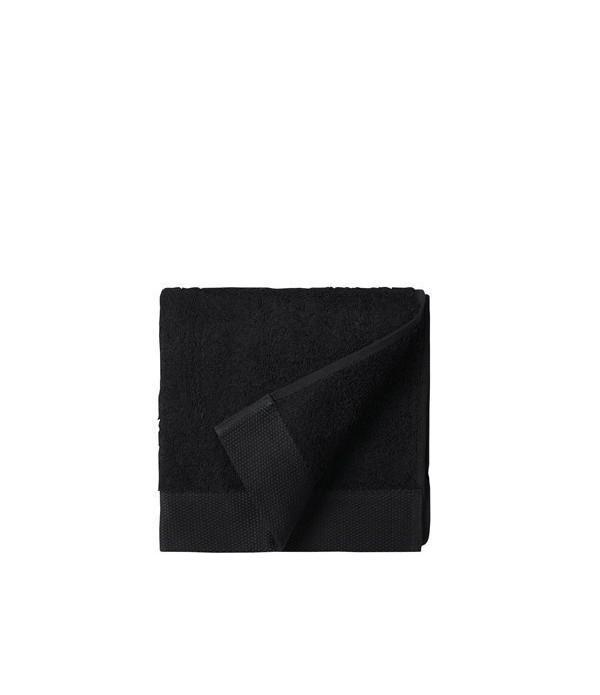 Handdoek 50x100 Comfort zwart