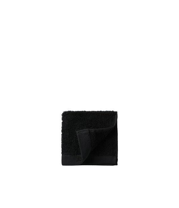 Gastendoekje 30x30 Comfort zwart