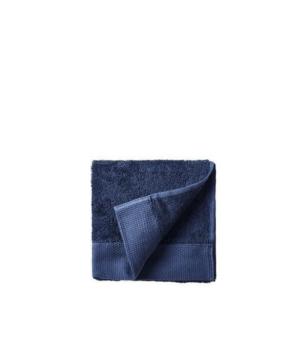 Handdoek 40x60 Comfort indigo