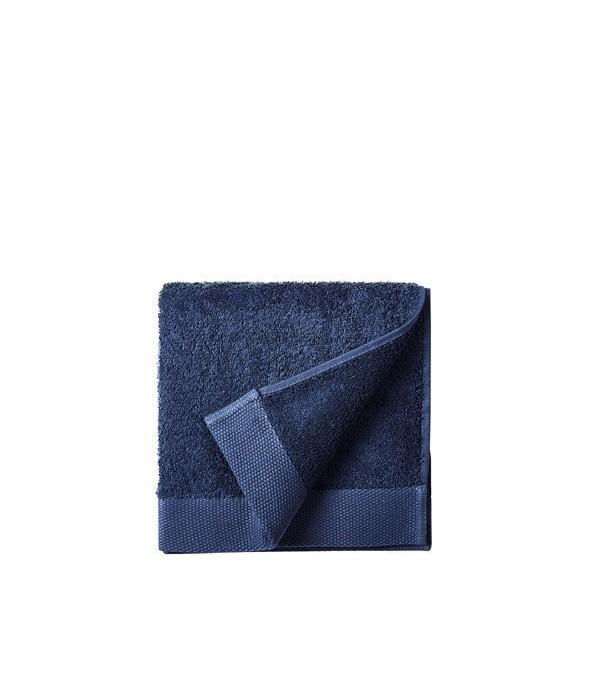 Handdoek 50x100 Comfort indigo