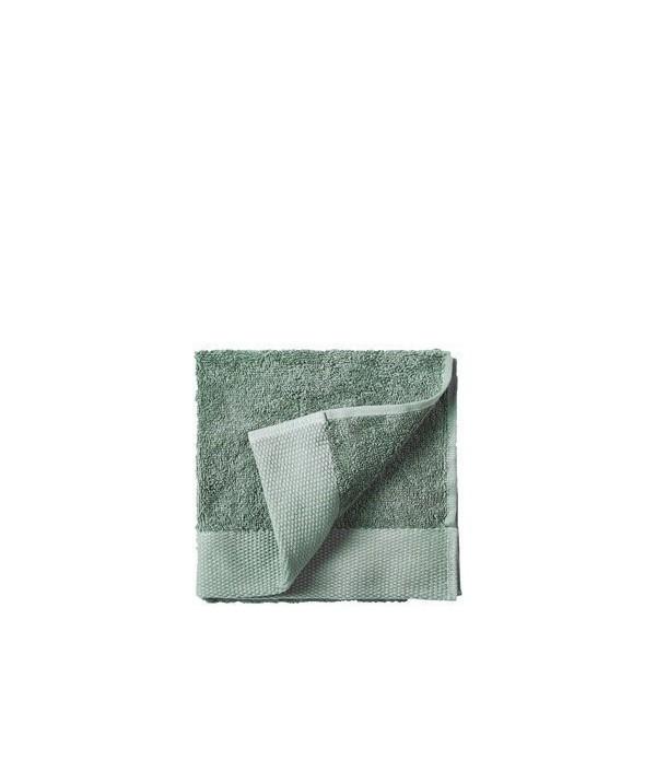 Handdoek 40x60 Comfort groenblauw