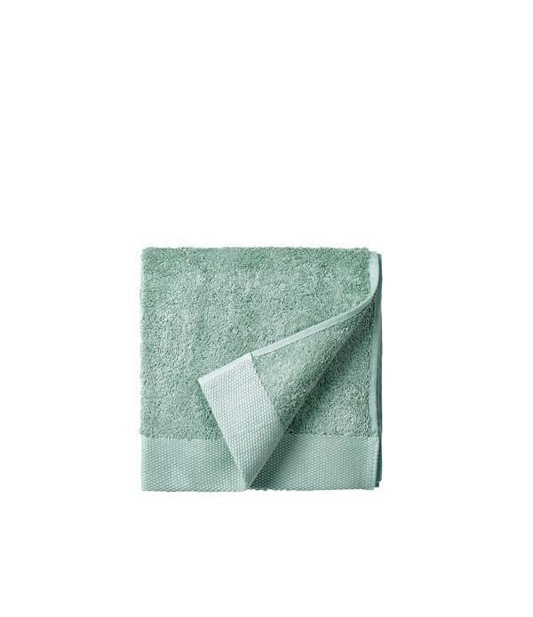 Handdoek 50x100 Comfort groenblauw