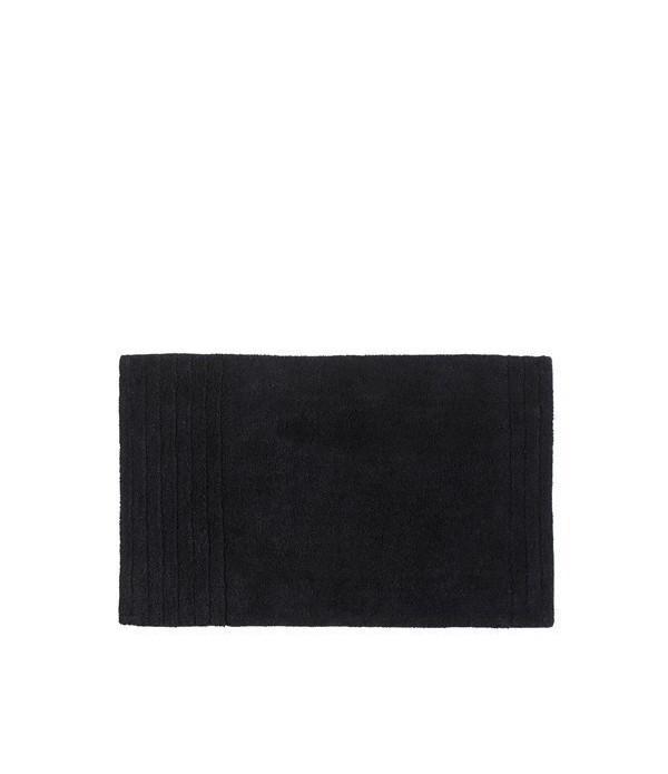 Badmat 50x80 Mist zwart