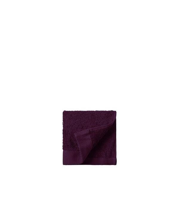 Gastendoekje 30x30 Comfort plum