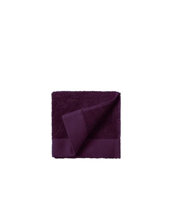 Handdoek 40x60 Comfort plum