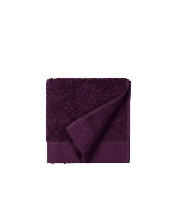 Handdoek 50x100 Comfort plum