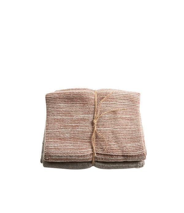 Handdoek 40x60 Essential powder
