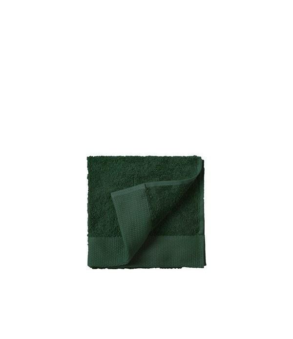 Handdoek 40x60 Comfort diep groen