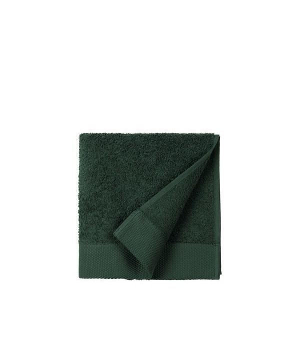 Handdoek 50x100 Comfort diep groenee
