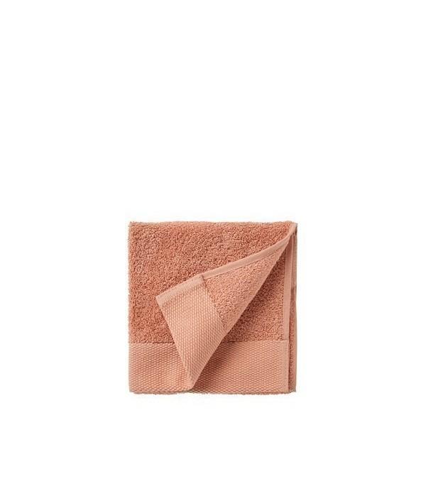 Handdoek 40x60 Comfort terracotta
