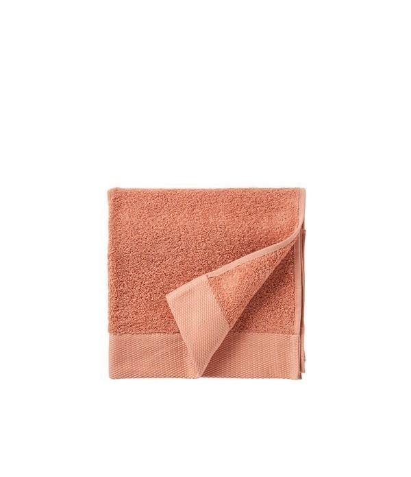 Handdoek 50x100 Comfort terracotta