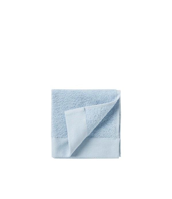 Handdoek 40x60 Comfort Sky blauw