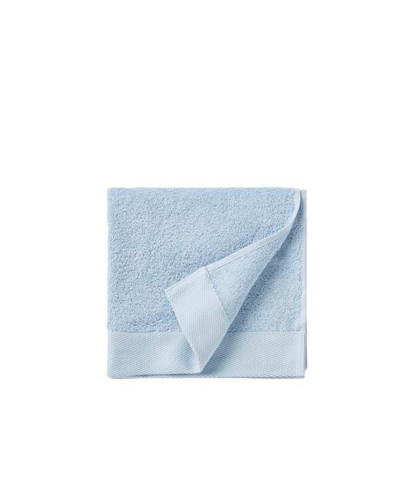 Handdoek 50x100 Comfort Sky blauw