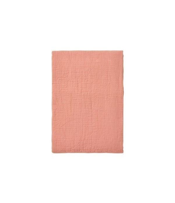 Bedsprei - Point Bedspread - 240x260cm - Terracott...
