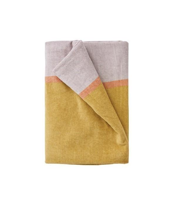 Handdoek 100x150 Match lavendel