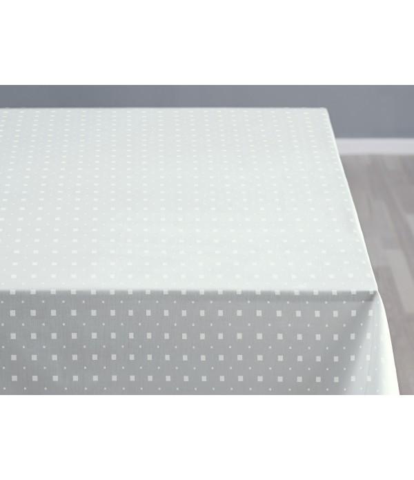 Acryl tafelkleed met antislip achterkant - Squares...