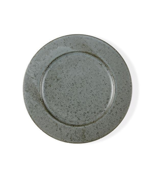Dinerbord 27cm grijs