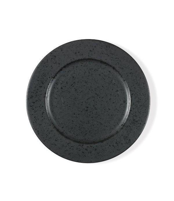 Dinerbord 27cm zwart