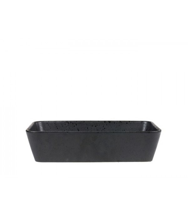 Bitz Schaal zwart 32 x 19 cm