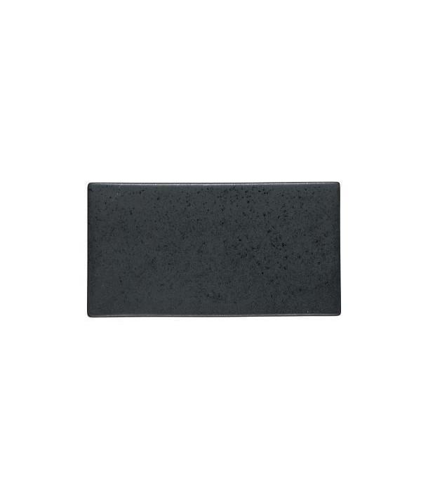 Bitz Tapasplank zwart 30 x 16 cm