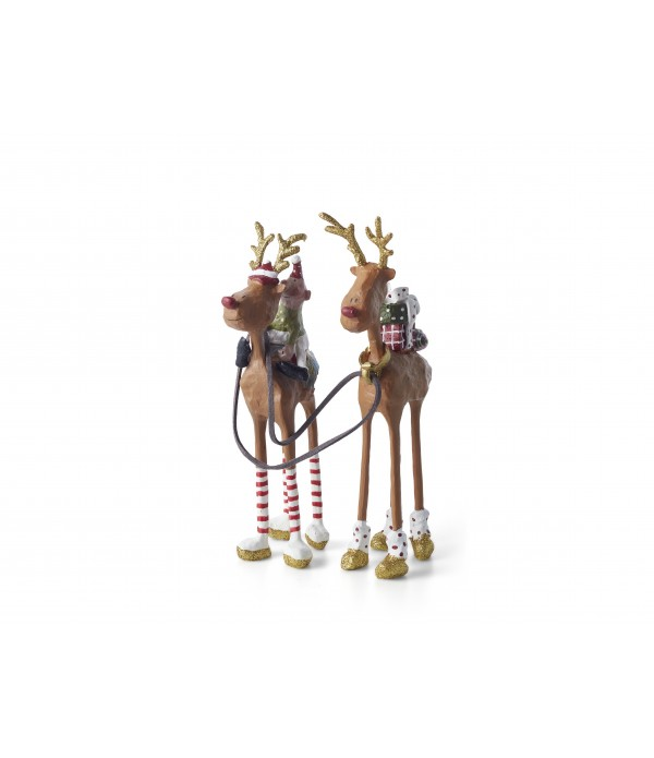 Mr. & Mrs. Rudolf 17 cm