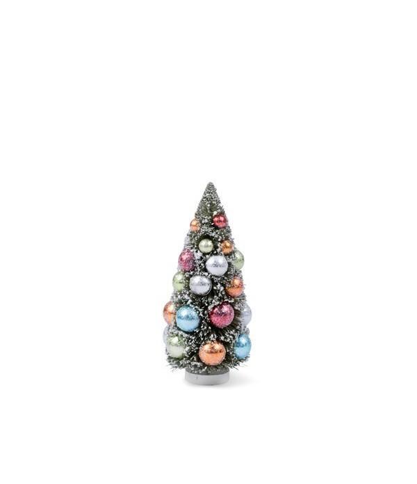 Figuur - Kerstboom - Polyresin - H22 cm