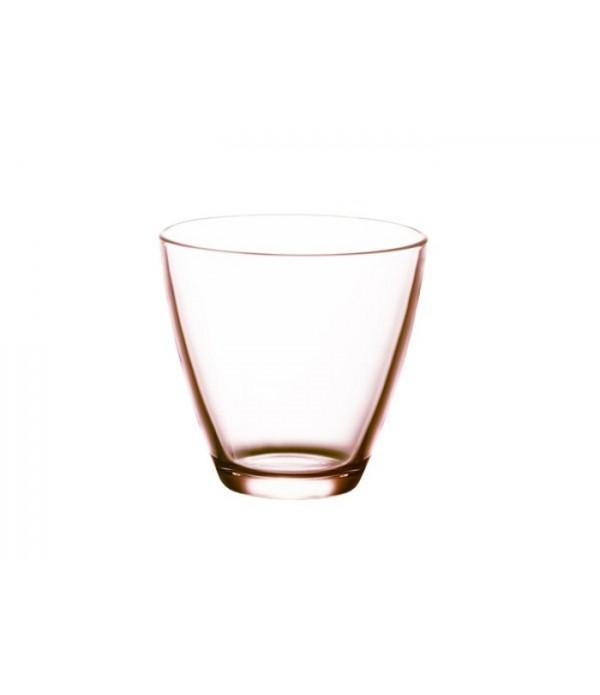 Bitz Waterglas rose 26 cl - 6 Stuks