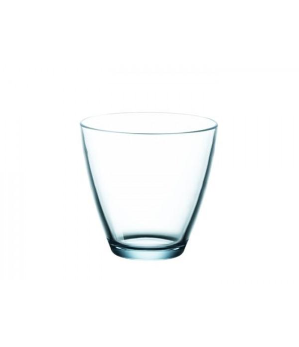 Bitz Waterglas blauw 26 cl - 6 Stuks