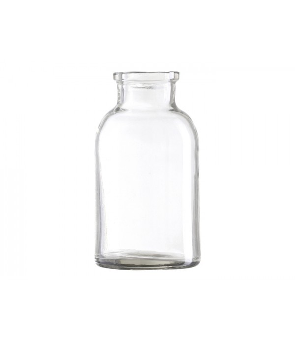Vaas Elinor H18 x D10 cm clear