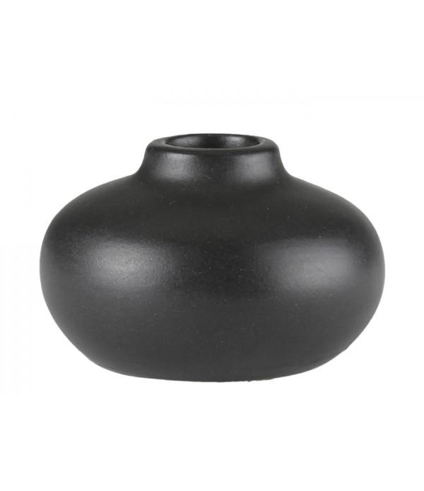 Kaarsenstandaard Telma 5,2cm zwart
