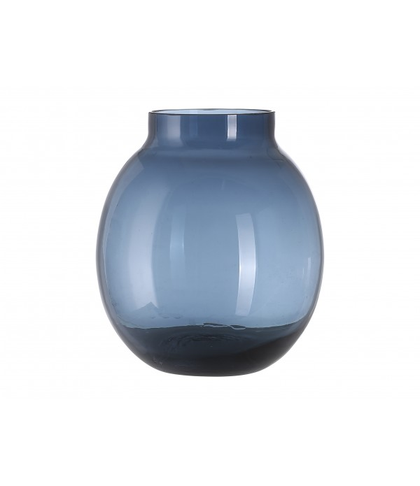 Vaas Millau H18 x D20 cm blauw