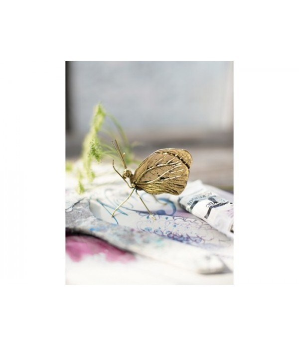 Decoratiefiguur Lunel Butterfly 7,5x4x6