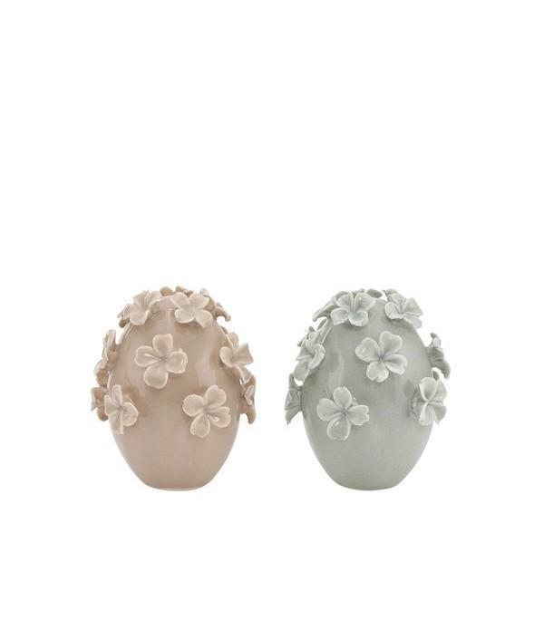 Deco Eggs Mendig Bloem 7 cm