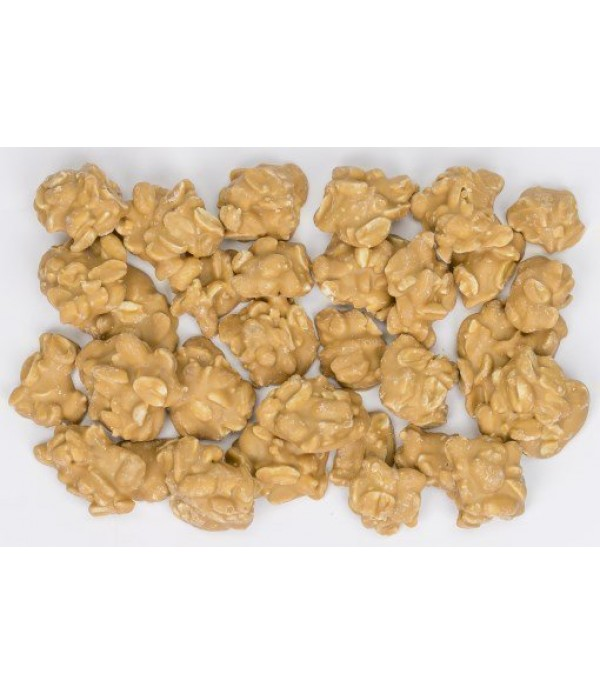 Pindarotsjes karamel zeezout 400 gram - aktie